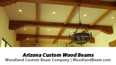 Arizona Custom Wood Beams