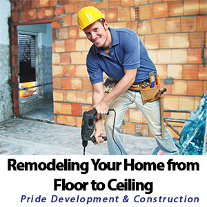 Remodeling Your AZ Home Floor Ceiling